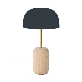 Table Lamp Nina - Slate Grey Blue Hartô