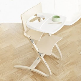 Tray tablet for high chair White Leander