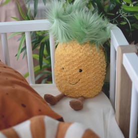 Amuseable Pineapple (25cm) Yellow Jellycat