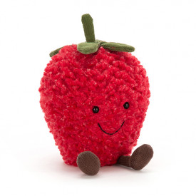 Amuseable Strawberry (27cm) Red Jellycat