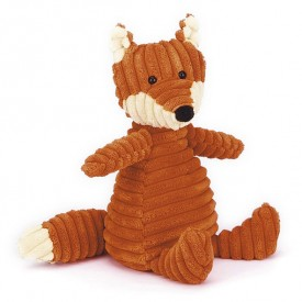 Cordy Roy Fox (26 cm) Orange Jellycat