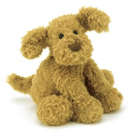 Fuddlewuddle Puppy (23 cm) Brown Jellycat
