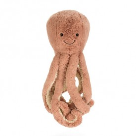 Odell Octopus (49 cm) Pink Jellycat