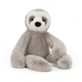 Bailey Sloth (41 cm) Grey Jellycat