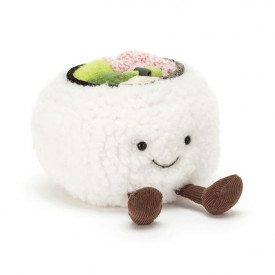 Silly Sushi California (10 cm) White Jellycat