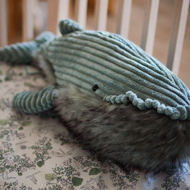 Wiley Whale (50 cm) Blue Jellycat