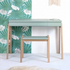 Stool My Great Pupitre - Celadon Green Green Jungle by Jungle