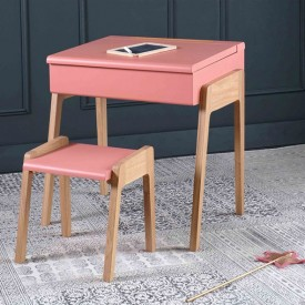Stool My Little Pupitre - Pink Pink Jungle by Jungle