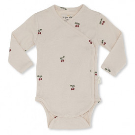 Newborn Body - Cherry/Blush Pink Konges Sløjd