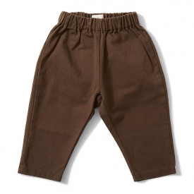 Adine Pants - Walnut Brown Konges Sløjd