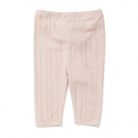 Newborn Pants Minnie - Lavender Mist Pink Konges Sløjd