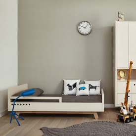 Peekaboo Safety Rail for Junior Bed Nature Kutikai