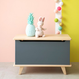 Toy Chest - Color to choose Multicolour Laurette