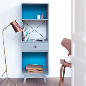 Shelf Enigme - 2 Colors to choose Multicolour Laurette