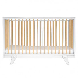 Cot Bed Petipeton 70 x 140 - Color to choose Multicolour Laurette