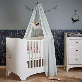 Leander Classic Canopy - Dusty Blue  Blue Leander