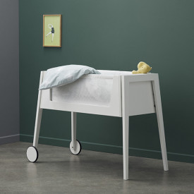Side-by-side bed Linea - White White Leander