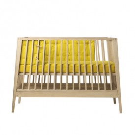 Linea Bed Bumper - Spicy Yellow Yellow Leander