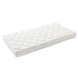 Mattress Comfort 7+ 60x120cm White Leander