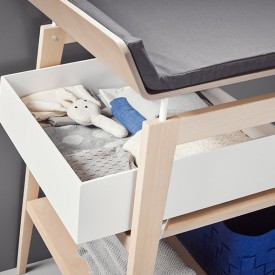 Drawer for Linea changing table - White White Leander