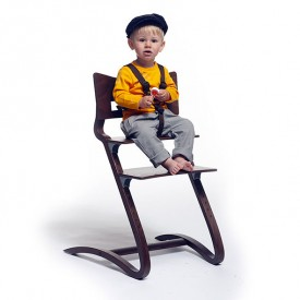 Safety strap for Classic High chair Brown Leander
