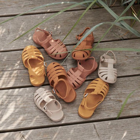 Bre Sandals - Tuscany Rose Pink Liewood