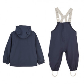 Dakota Rainwear - Navy Blue Liewood