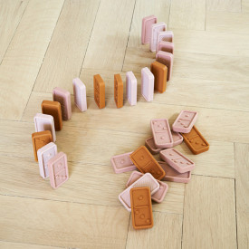 Dodo Domino Set - Rose Mix Pink Liewood