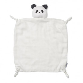 Cuddle Cloth Panda - Crème  White Liewood