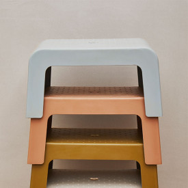Step Stool - Sea Blue Blue Liewood