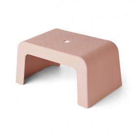 Step Stool - Coral Blush Pink Liewood