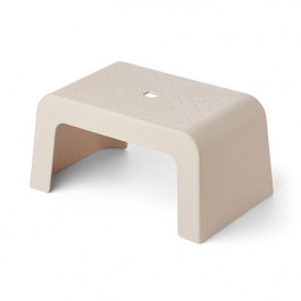 Step Stool - Sandy  Beige Liewood