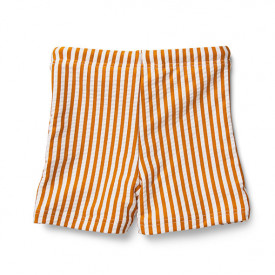 Otto Swim Pants - Stripes Mustard/White Yellow Liewood