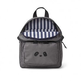 Backpack - Panda Grey Grey Liewood