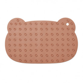 Sailor Bathmat - Mr Bear Tuscany Rose Pink Liewood