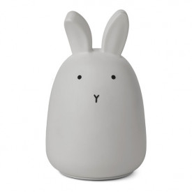 Night Light - Rabbit Dumbo Grey Grey Liewood
