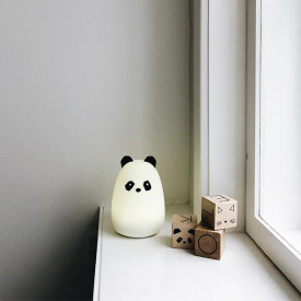 Night Light - Panda Crème White Liewood