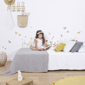 Wallstickers Butterflies and Insects (A3) Multicolour Lilipinso