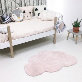 Cloud Rug - Pearl Pink Lilipinso