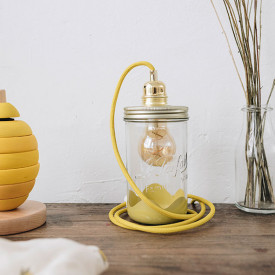 Lamp Yellow - Gaspard Yellow Ma Lumineuse