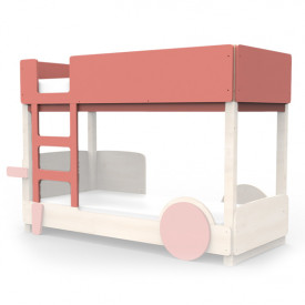 Four Poster Bed to Bunk Bed Kit Discovery Nature Mathy by Bols