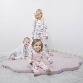 Matters Play Mat Cloud - Pale Pink Pink Misioo