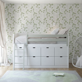 Day bed Block XL 8 drawers - 90x190cm Multicolour Muba - Asoral