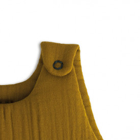 Winter Sleeping Bag - 0-6 months - Gold Yellow Numéro 74