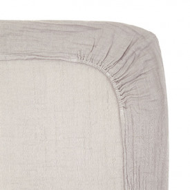 Changing Pad Fitted Cover - Powder Beige Numéro 74