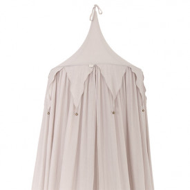 Circus Bunting Canopy - Powder Beige Numéro 74