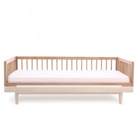 Pure Toddler Bed Conversion Kit - Oak Nature Nobodinoz