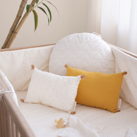 Sublim Cushion - Farniente Yellow Yellow Nobodinoz