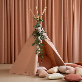 Teepee Nevada Pure Line - Bloom Pink Pink Nobodinoz