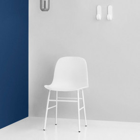Form Chair - Steel - Color to choose Multicolour Normann Copenhagen